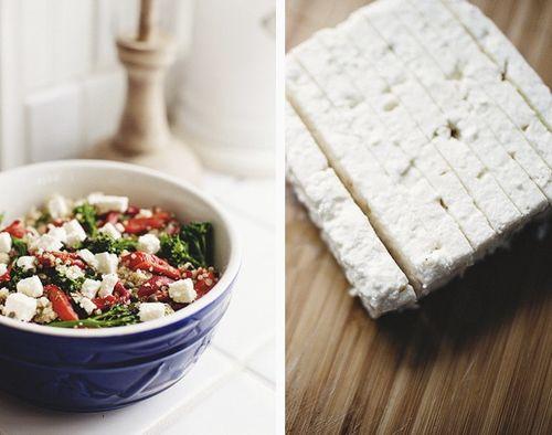 Feta & Quinoa