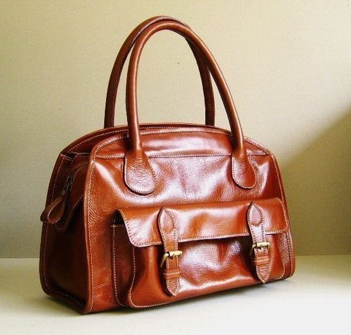 ANITA leather bag