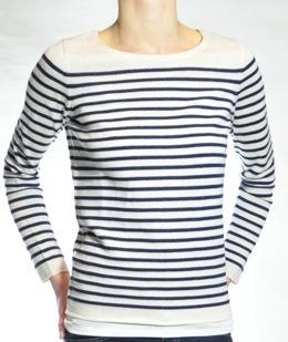 Apcstripesweater